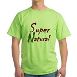 SuperNatural Rush Green T-Shirt