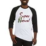 SuperNatural Rush Baseball Jersey
