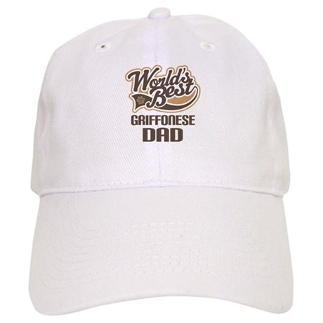 Griffonese Dog Dad Cap