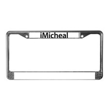 iMicheal License Plate Frame