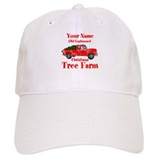 Custom Tree Farm Baseball Cap