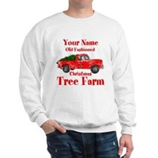 Custom Tree Farm Sweatshirt