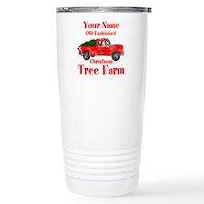 Custom Tree Farm Travel Mug