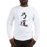 Kyudo_W Long Sleeve T-Shirt