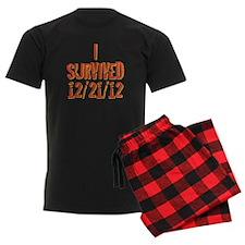 I SURVIVED 12/21/12 Pajamas
