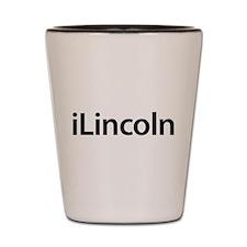 iLincoln Shot Glass