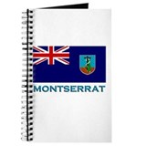 Montserrat Flag Stuff Journal