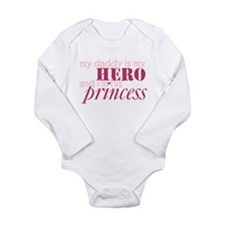princess hero Body Suit