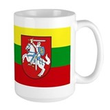 Cute Lithuanian coat of arm Mug