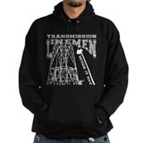 Unique Powerline maintainer Hoodie