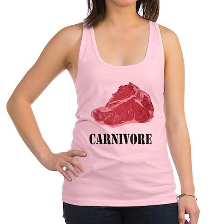 Carnivore Racerback Tank Top