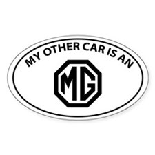 Mg Decal
