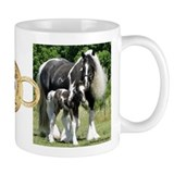 Gypsy Mare and Colt Mug