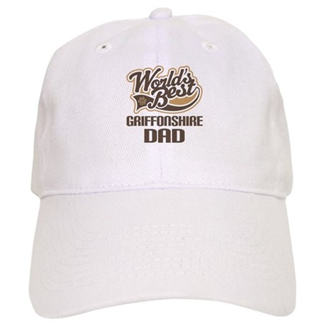 Griffonshire Dog Dad Cap