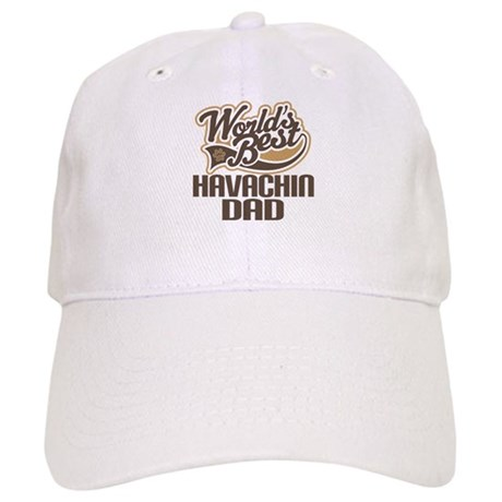 Havachin Dog Dad Cap