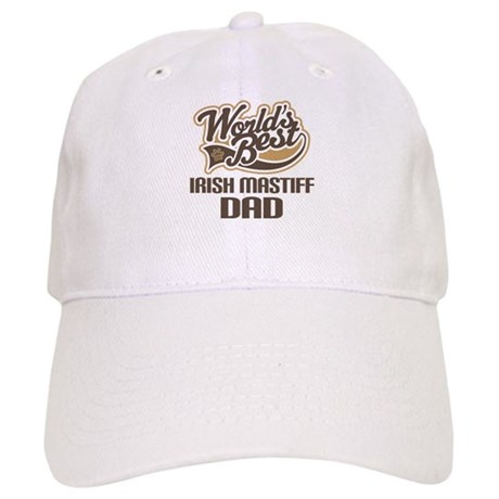 Irish Mastiff Dog Dad Cap