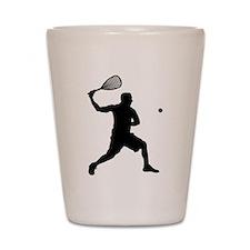 Squash Shot Glass