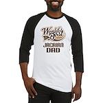 Jacairn Dog Dad Baseball Jersey