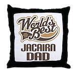 Jacairn Dog Dad Throw Pillow