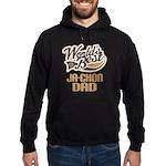 Ja-Chon Dog Dad Hoodie (dark)