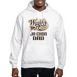 Ja-Chon Dog Dad Hooded Sweatshirt