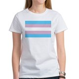 Transgender Pride Flag Tee