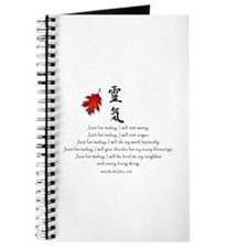 Reiki Principles #1 Journal