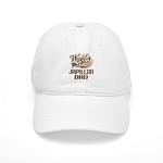 Japillon Dog Dad Cap