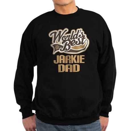 Jarkie Dog Dad Sweatshirt (dark)