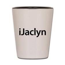 iJaclyn Shot Glass