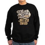 Jatzu Dog Dad Sweatshirt (dark)