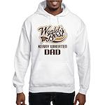 Kerry Wheaten Dog Dad Hooded Sweatshirt