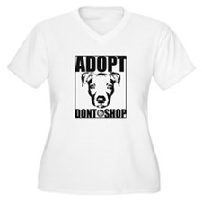 Adopt, Don't Shop T-Shirt