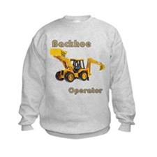 Backhoe Sweatshirt