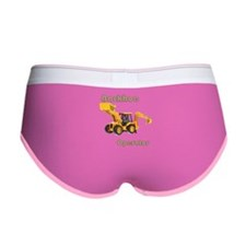 Backhoe Women's Boy Brief