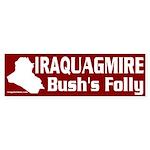 Iraquagmire Bumper Sticker