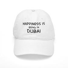 Happiness is Dubai Baseball Cap