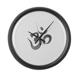 Cute Hinduism Large Wall Clock