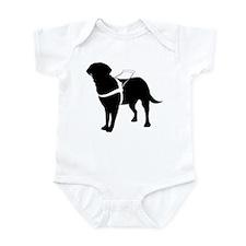 Seeing Guide Dog Infant Bodysuit