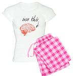 Use brain Women's Light Pajamas