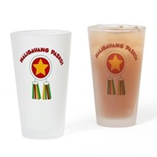 parolxmas.png Drinking Glass