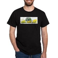 Helvetica Fun Humour T-Shirt