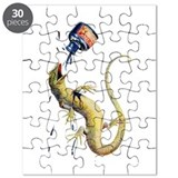 Bill the Lizard Puzzle