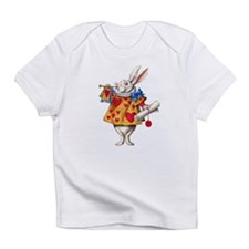 Alice's White Rabbit Infant T-Shirt