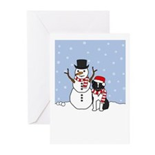 Aussie Happy Holidays Greeting Cards (Pk of 10)