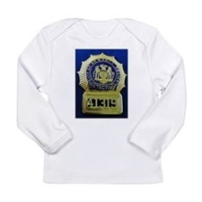Detective Kate Beckett Long Sleeve Infant T-Shirt