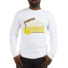 Lemon Pie Long Sleeve T-Shirt