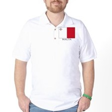 Malta Flag Gear T-Shirt