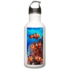 CLOWN NEMO CORAL REEF Water Bottle