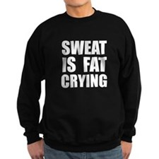 Sweat Crying Sweatshirt